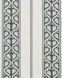 Duralee LE42614 156 BLACK GREEN Fabric