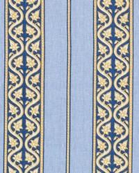 Duralee LE42614 5 BLUE Fabric