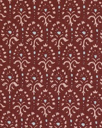Duralee LE42616 559 POMEGRANATE Fabric
