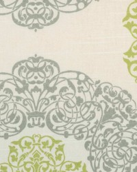 Duralee 72080 20 Natural/gree Fabric