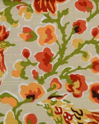 Duralee 72082 192 Flame Fabric