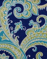 Duralee 72084 41 Blue/turquoi Fabric