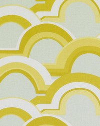 Duralee 72109 221 Yellow/sage Fabric