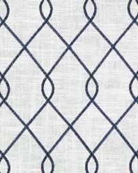Duralee 73023 206 Navy Fabric