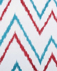 Duralee 73033 73 Red/blue Fabric