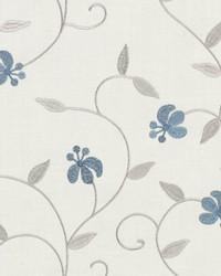 Duralee 73035 5 Blue Fabric