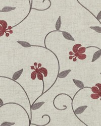 Duralee 73035 9 Red Fabric