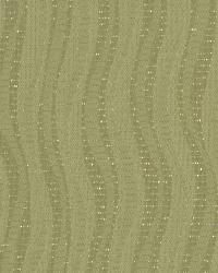Robert Allen Lined Road Celery Fabric