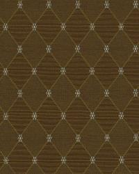 Robert Allen East Gardner Chocolate Fabric