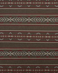 Ralph Lauren Arrowhead Stripe Blanket Earth Fabric