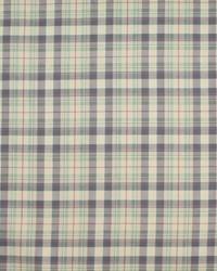 Ralph Lauren Back Bay Plaid Slate Fabric