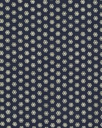 Ralph Lauren Aiko Floral Indigo Fabric