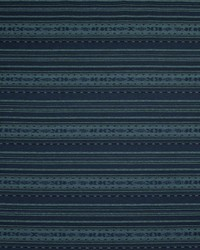 Ralph Lauren Gamble Stripe Indigo Fabric
