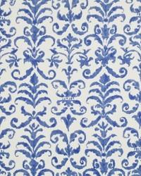 Ralph Lauren Mecox Damask Porcelain Fabric
