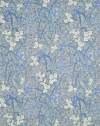 Ralph Lauren Gin Lane Batik Porcelain Fabric