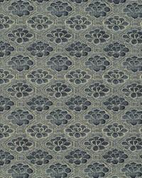 Ralph Lauren Nakuru Floral Indigo Fabric