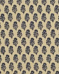 Ralph Lauren Allie Blockprint Slate Fabric