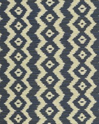 Ralph Lauren Escondido Ikat Indigo Fabric