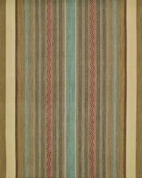 Ralph Lauren New Blue Mesa Stripe Turquoise Fabric