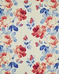 Ralph Lauren American Beauty Floral Bunting Fabric