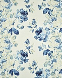 Ralph Lauren American Beauty Floral Porcelain Fabric