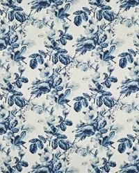 Ralph Lauren Alabama Floral Porcelain Fabric