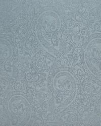 Ralph Lauren Florence Linen Damas Vintage Blue Fabric