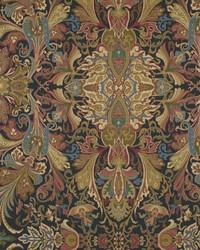 Ralph Lauren New Lakota Paisley Imperial Blue Fabric