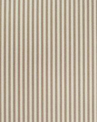 Ralph Lauren Anton Stripe Mushroom Fabric