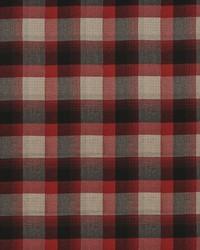 Ralph Lauren MARKET STREET PLAID  CARDINAL Fabric