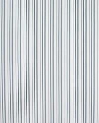 Ralph Lauren Annick Ticking Bleu Fabric
