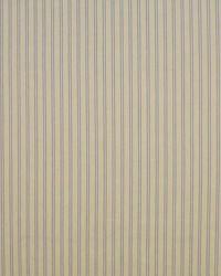 Ralph Lauren Amelot Ticking Linen Blue Fabric