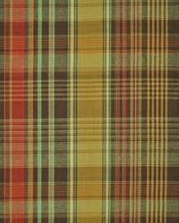 Ralph Lauren Wilhelm Linen Plaid Savanna Fabric