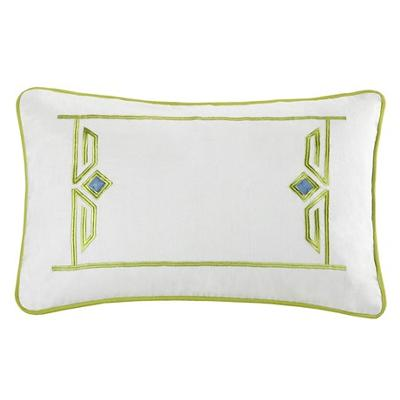 Hampton Hill Sardinia Oblong Pillow White Search Results