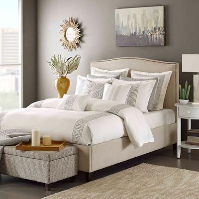 Hampton Hill Corfu Comforter Set White Search Results