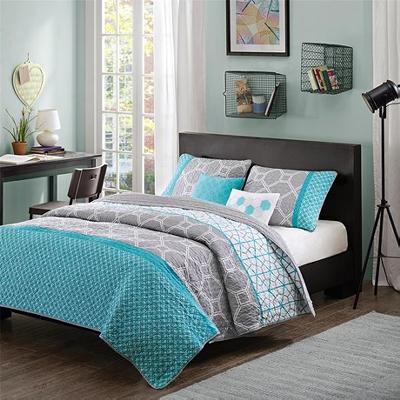 Hampton Hill Clara Coverlet Set Blue Search Results