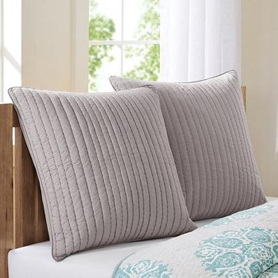 Hampton Hill Quilted Euro Sham Taupe Search Results