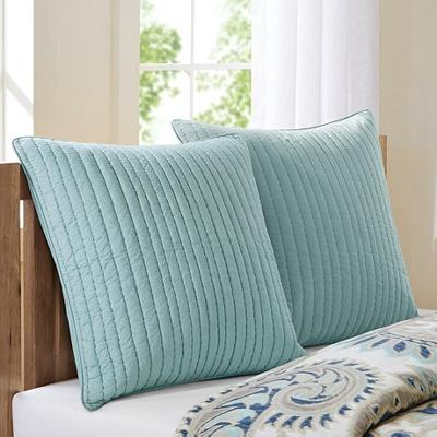 Hampton Hill Quilted Euro Sham Blue Search Results