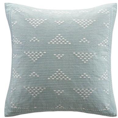 Hampton Hill Cario Embroidered Square Pillow Blue Search Results