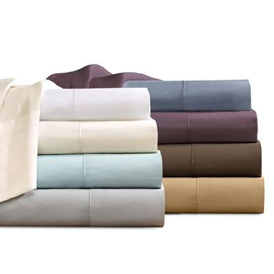 Hampton Hill Sleep Philosophy 300TC Liquid Cotton Sheet Set White Search Results