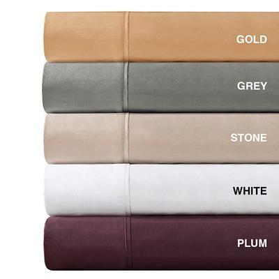 Hampton Hill Madison Park 600TC Pima Solid Cotton Sheet Set Gold Search Results