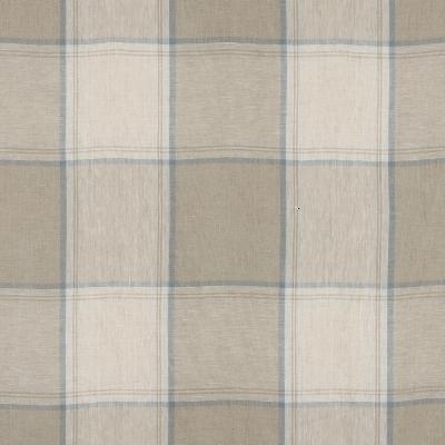 Robert Allen VINTAGE PLAID CANVAS Large Scale Plaid Fabric