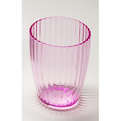 Carnation Home Fashions  Inc Pink Rib-Textured Tumbler Pink Search Results
