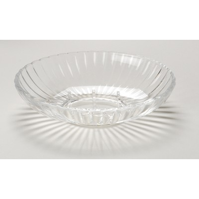 Carnation Home Fashions  Inc Clear Rib-Textured Soap Dish Clear Search Results