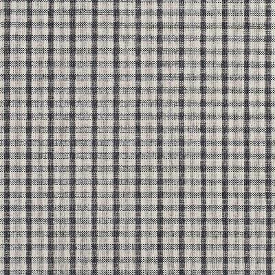 Charlotte Fabrics 5810 Sterling Check Charlotte Fabrics
