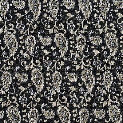 Charlotte Fabrics 5845 Onyx Paisley Search Results