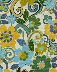 Robert Allen Color Garden Kiwi Fabric