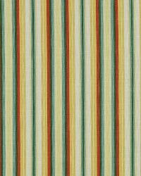 Robert Allen Stripes Galore Watermelon Fabric