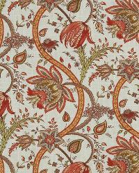 Robert Allen Inn Essence Watermelon Fabric