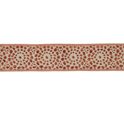 Stroheim And Romann Trim CONCENTRIC CORAL Stroheim Trim
